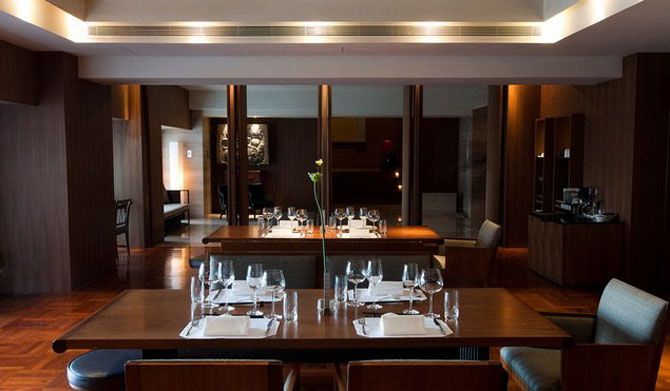 Five Luxury Hotels in Shanghai Les Suites Orient Bund Shanghai 2