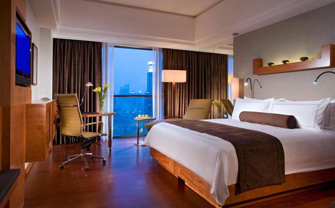 Five Luxury Hotels in Shanghai Swissotel Grand Shanghai 1