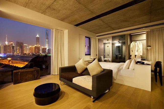 Five Luxury Hotels in Shanghai The Waterhouse at South Bund 1