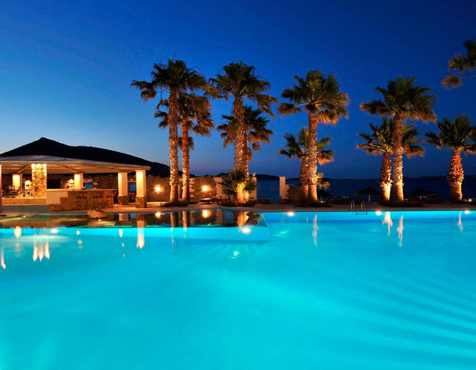 Five of the Best Luxury Resorts in Greece Astir of Paros 1
