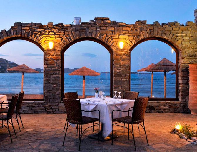 Five of the Best Luxury Resorts in Greece Astir of Paros 2