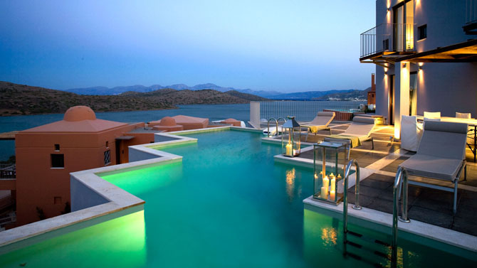 Five of the Best Luxury Resorts in Greece Domes of Elounda 1