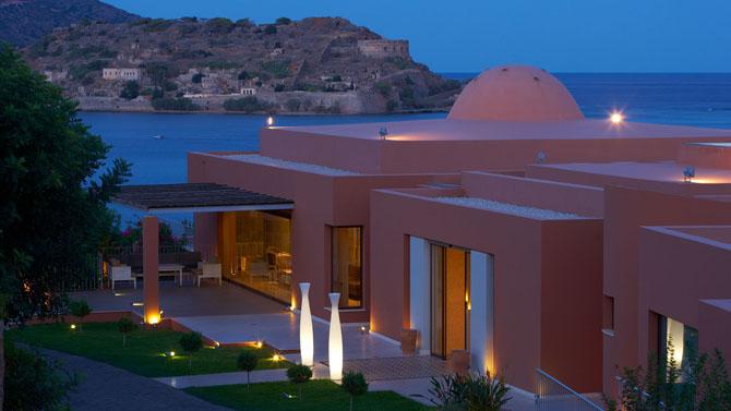 Five of the Best Luxury Resorts in Greece Domes of Elounda 2