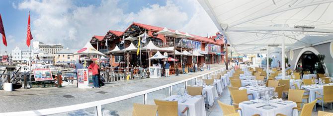 Sevruga Restaurant Cape Town 1