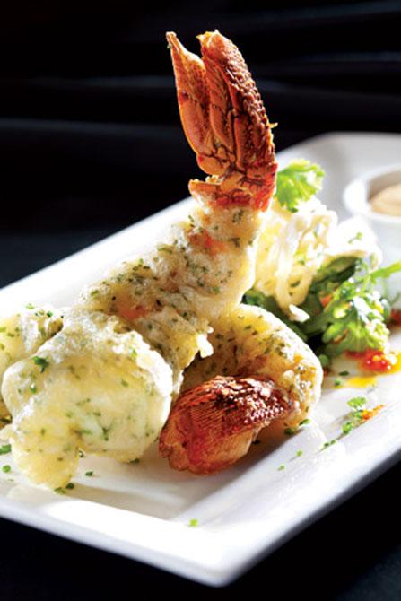 Sevruga Restaurant Cape Town 9