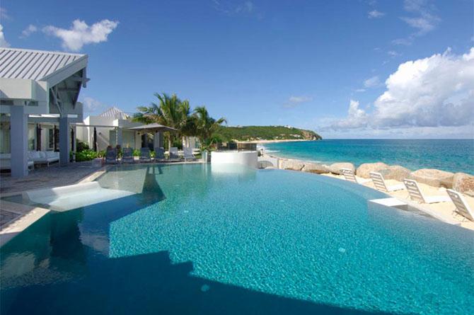 Six Luxurious Villas in Sint Maarten 1