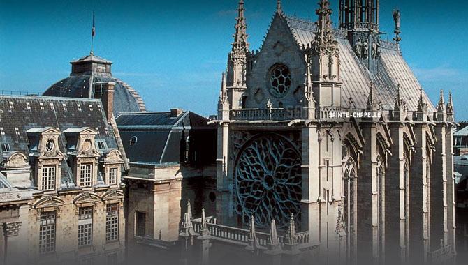 Top 10 Indulgences When In Paris Sainte Chapelle