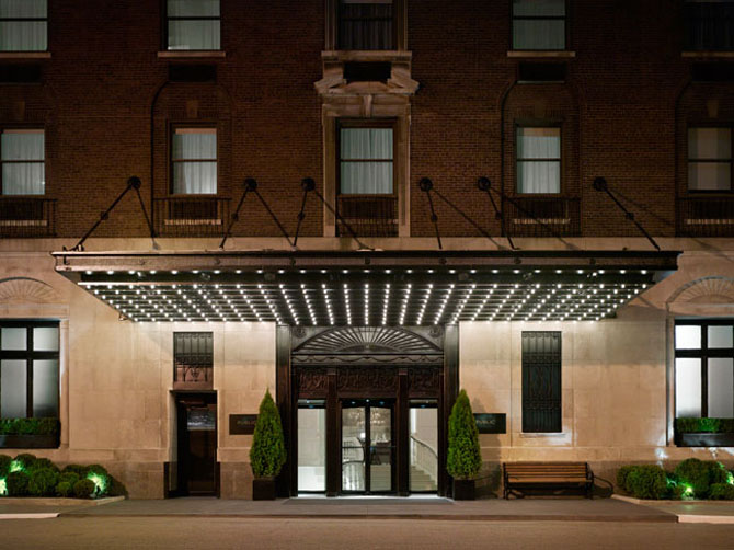 Top 10 Luxury Hotels in Chicago PUBLIC Chicago