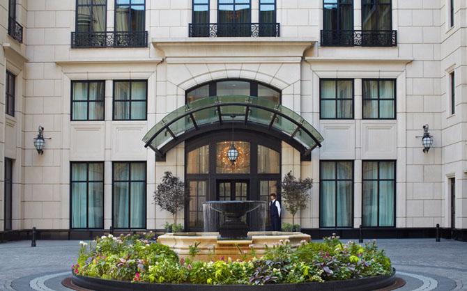 Top 10 Luxury Hotels in Chicago Waldorf Astoria Chicago