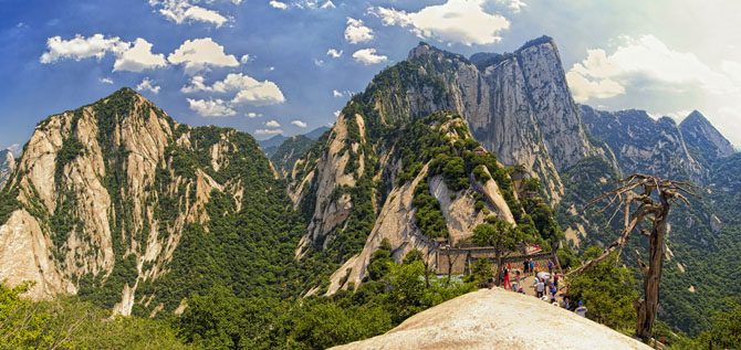 Top 10 Mountains to Hike in the World Mount Hua China