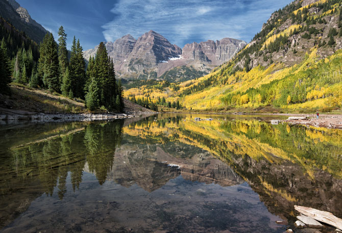 Top 5 Luxury Destinations in the USA Aspen 1