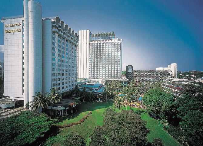 Top 5 Luxury Hotels in Singapore Shangri la Hotel 1