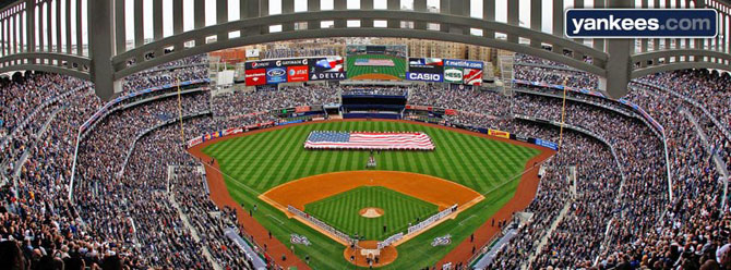 Top 5 Things to do with Kids in NYC Yankee Stadium