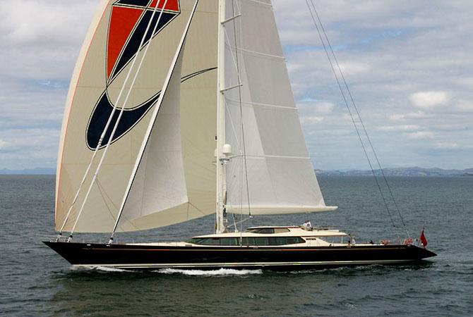Top 7 Sailing Superyachts to Charter This Winter Tiara 1