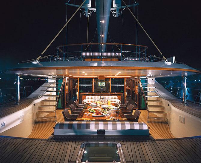 Top 7 Sailing Superyachts to Charter This Winter Tiara 2