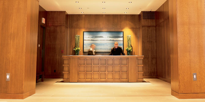 Where to Stay in Toronto Hotel Le Germaine Toronto 1