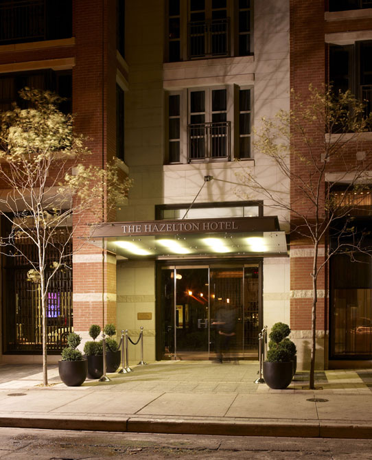 Where to Stay in Toronto The Hazelton Hotel 1