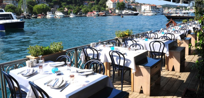 Fish Restaurant Istanbul 1