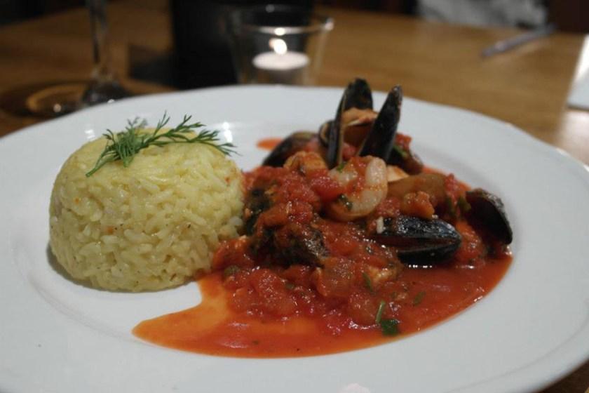 Gusto Restaurant Manchester 6