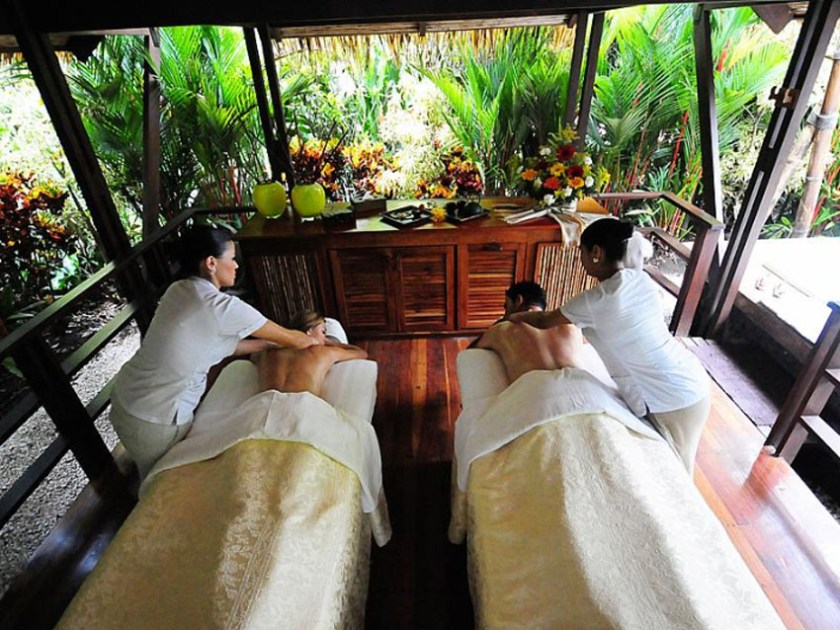 Listen to the Murmurings of the Earth at the Tabacon Spa Costa Rica 5