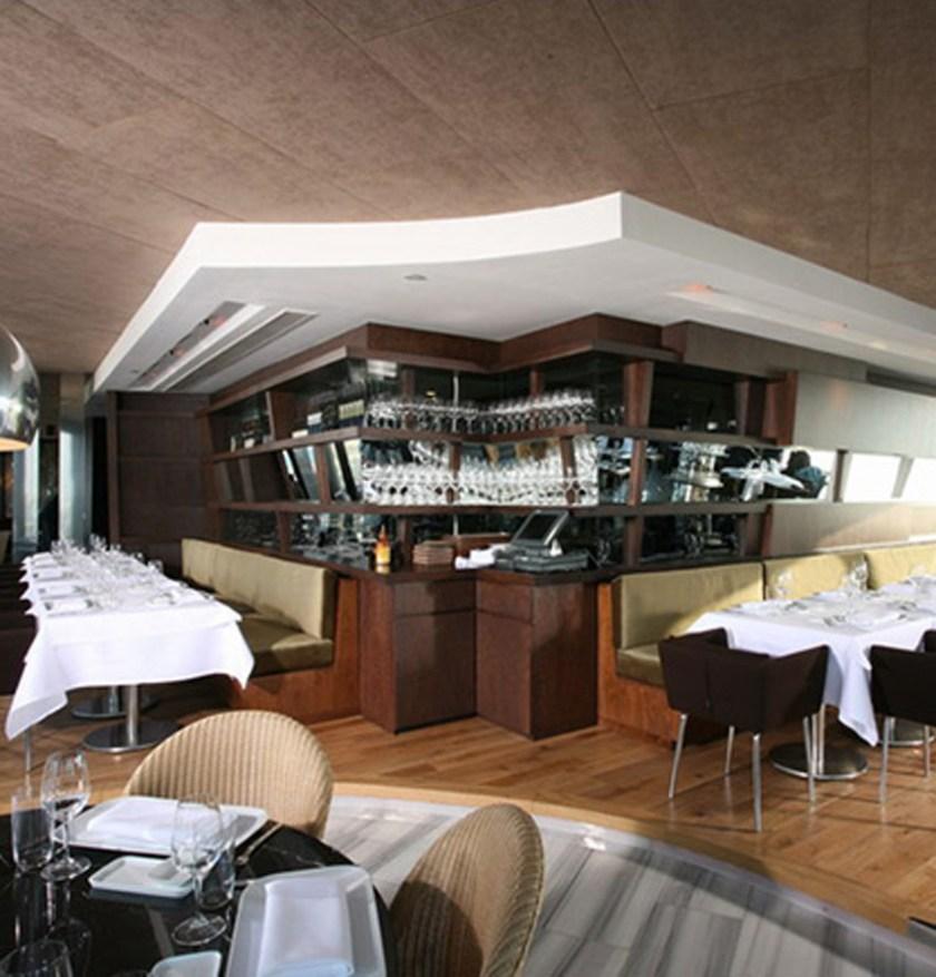 Mikla Restaurant Istanbul 1