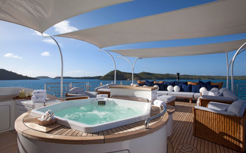 A Day on a Superyacht 7