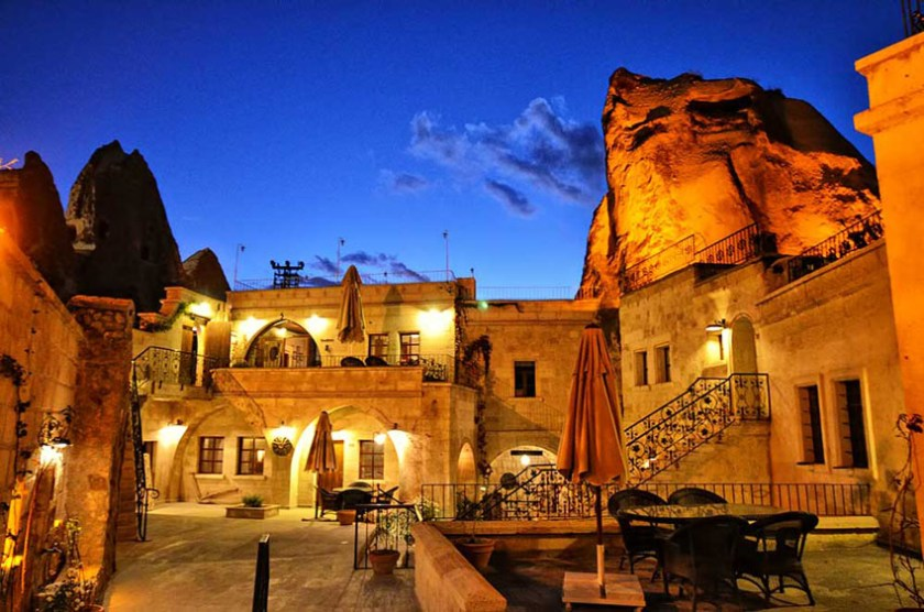 Fairy Tales and Chimneys in Cappadocia 2