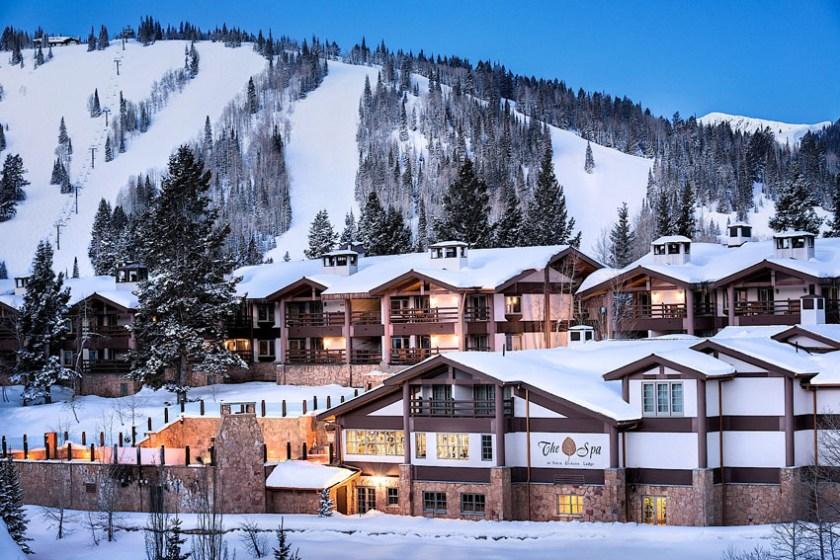 Hottest Ski Destinations in the US Stein Erikson Lodge Deer Valley