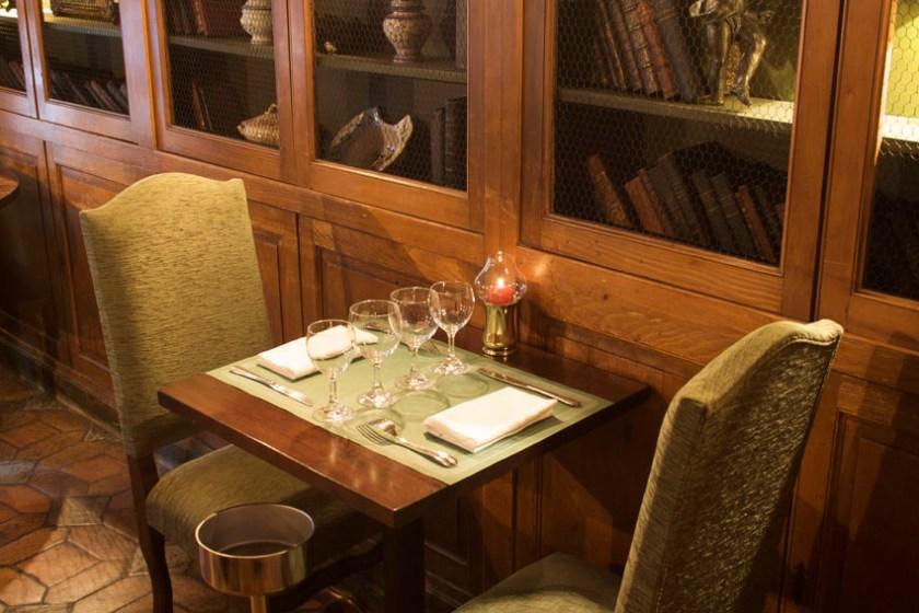 Le Coupe-Chou Paris Fine dining 2