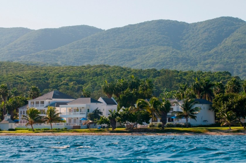 Half Moon is a luxury resort in Rose Hall Jamaica.