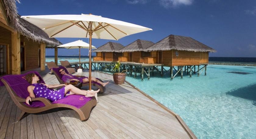 Snorkelling in Maldives 1