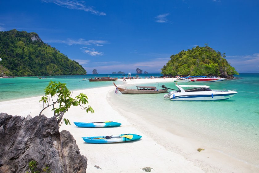 Top 5 Things to do in Phuket Phi Phi Islands