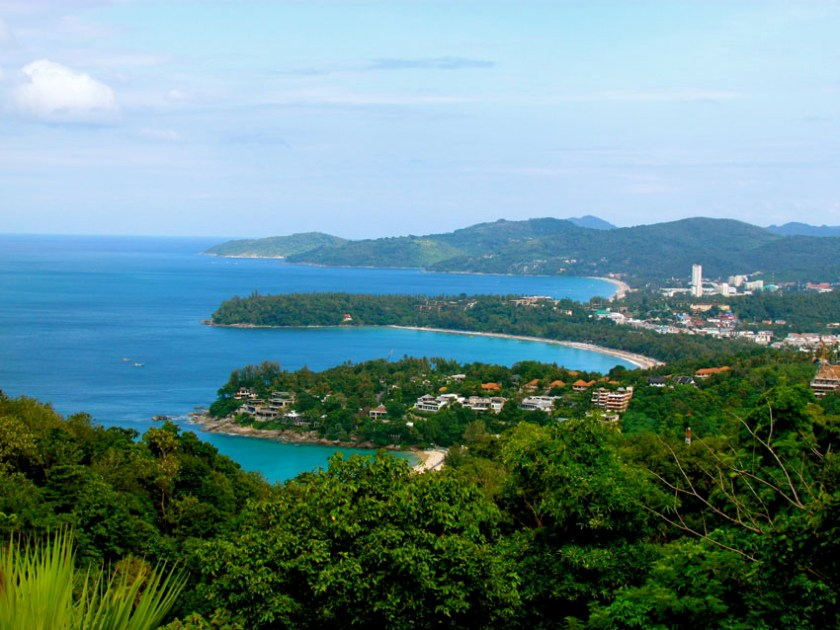 Top 5 Things to do in Phuket Viewpoints