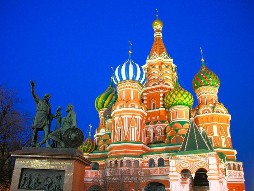 An Exclusive Tour of Moscow at Night 3