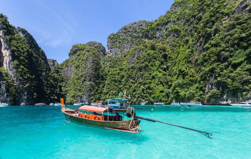 Thailand Adventure Ko Phi Phi