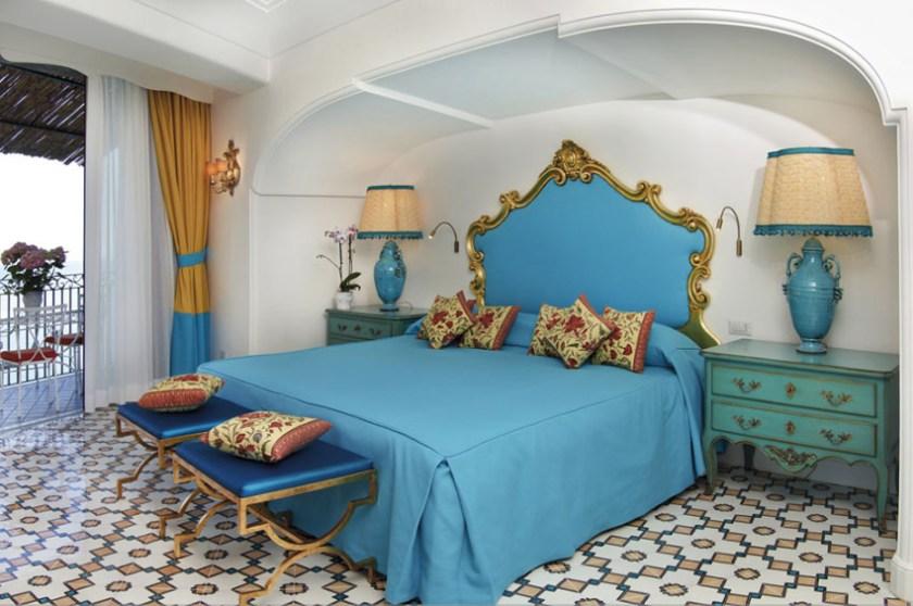 Golden Italian Seaside Charm in Postiano Amalfi Coast Italy 4