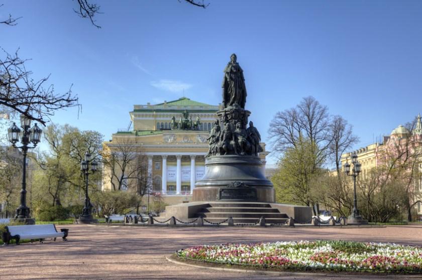 Luxury Tour of St Petersburg 1