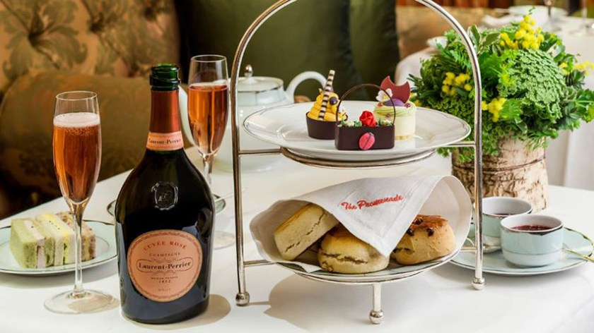 Afternoon Tea in London 5