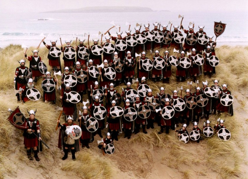 Scottish Festival Up Helly Aa 1