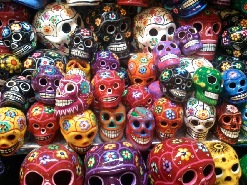 Mexican Festival Dia De Los Muertos 3
