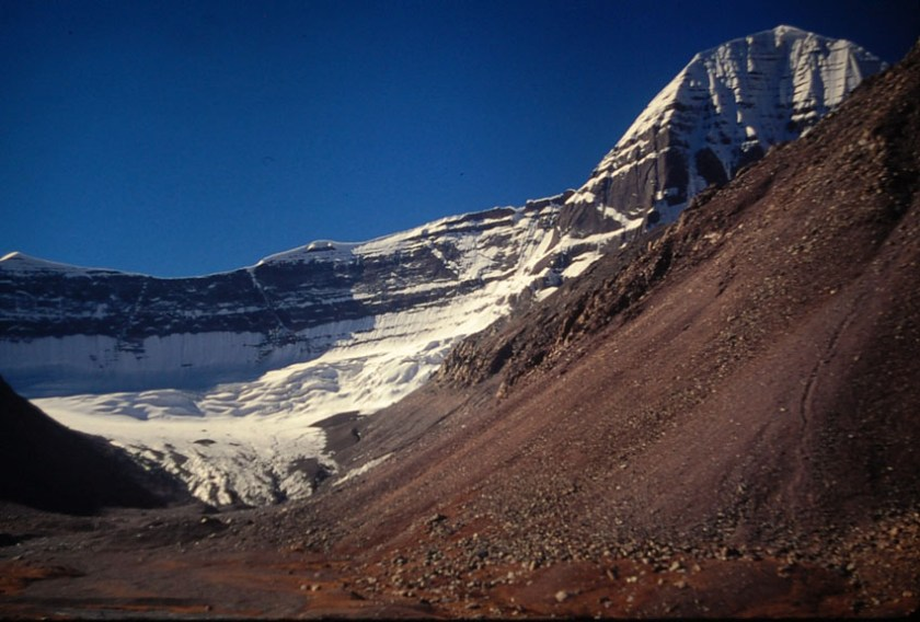 Holy Mount Kailash in Tibet 3