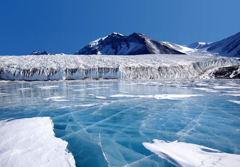 Mountains of Madness in Antarctica 2