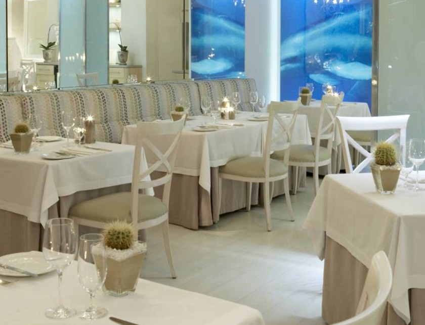SeaFood at the Plettenberg 5