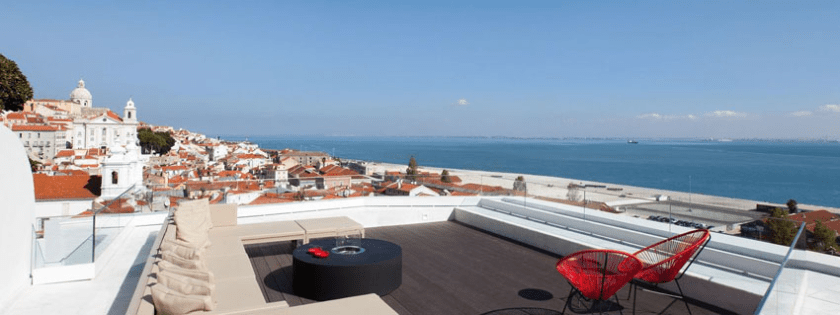 Best Hotel in Lisbon Memmo Alfama Luxury Stay 5