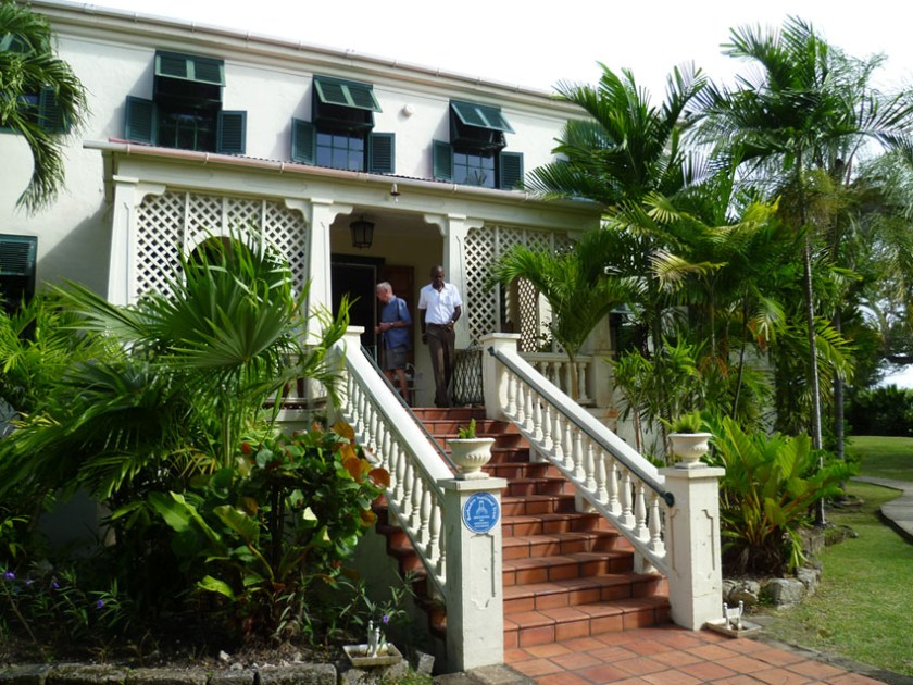 Best of Barbados Sunbury Plantation House