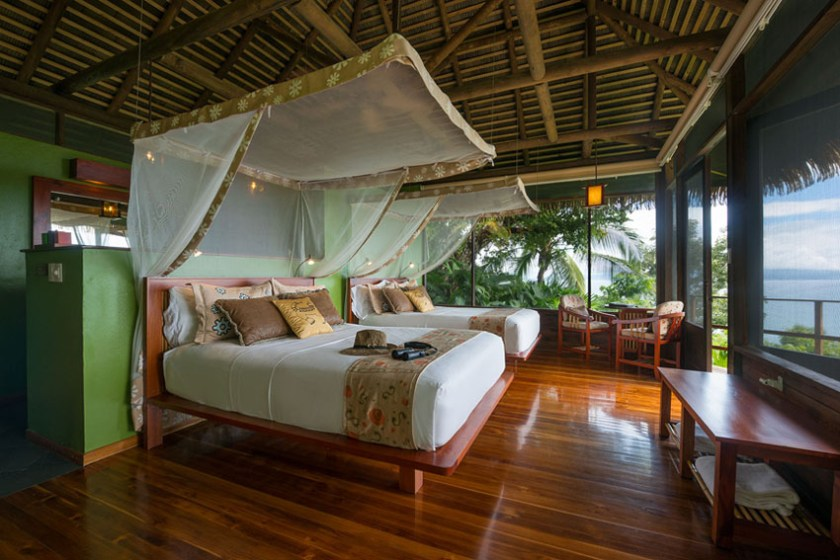 Costa Rica Jungle Retreats Lapa Rios 1