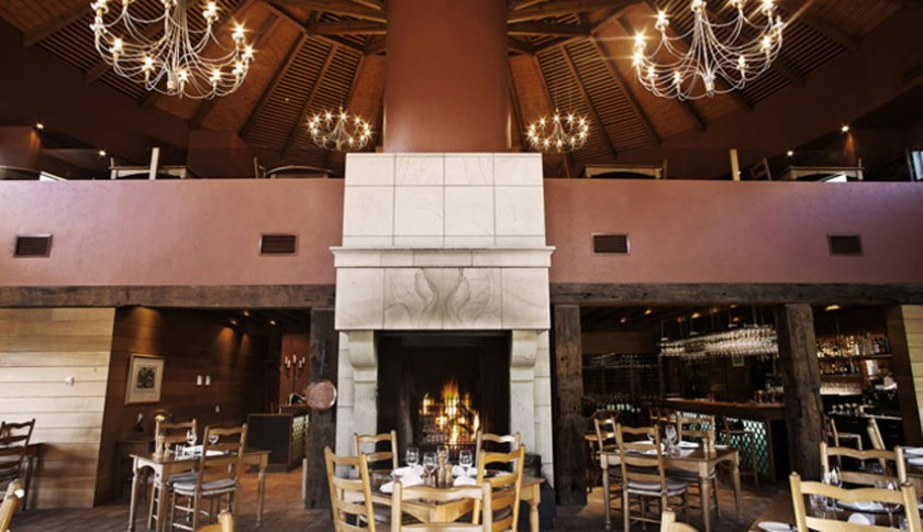 New Zealand Wine and Dine Escapes Terroir Restaurant