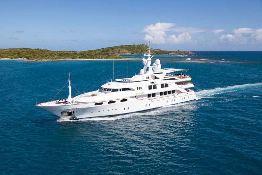 Superyacht Charter Exclusive Destinations 1
