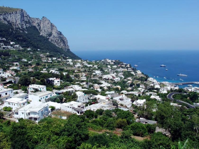 Superyacht Charter Exclusive Destinations Capri
