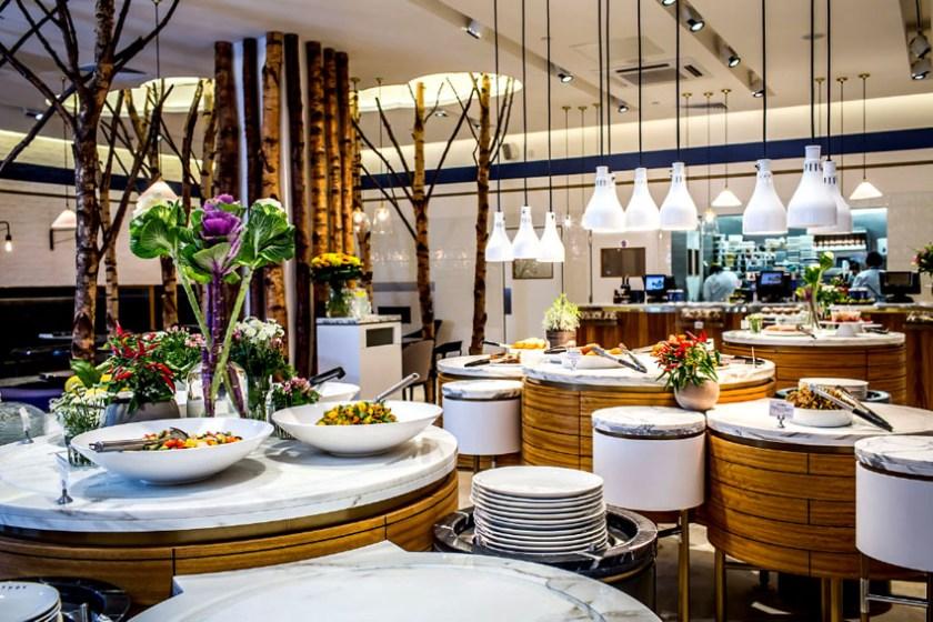 Vegetarian Restaurants London Ethos 1